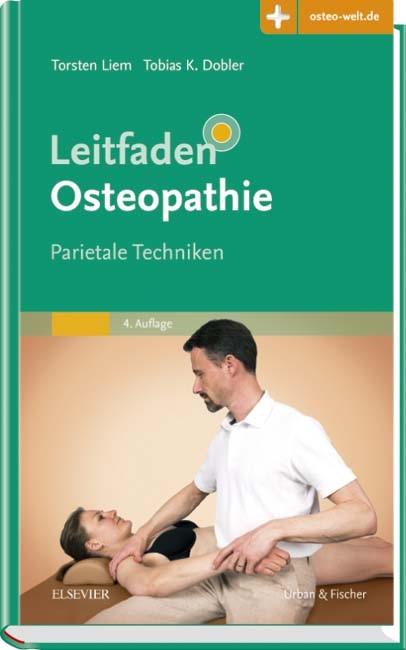 Leitfaden Osteopathie | Liem / Dobler | 4. Auflage., 2016 (Cover)