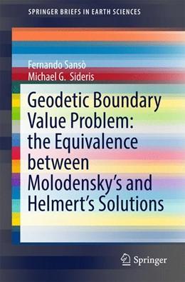 Abbildung von Sansò / Sideris | Geodetic Boundary Value Problem | 2016 | The Equivalence Between Molode...