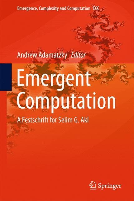 Abbildung von Adamatzky | Emergent Computation | 2016