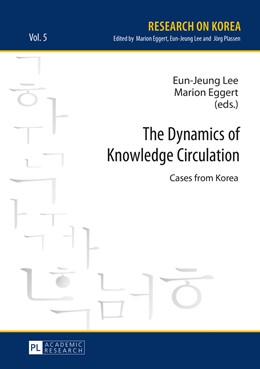 Abbildung von Lee / Eggert   The Dynamics of Knowledge Circulation   2016   Cases from Korea