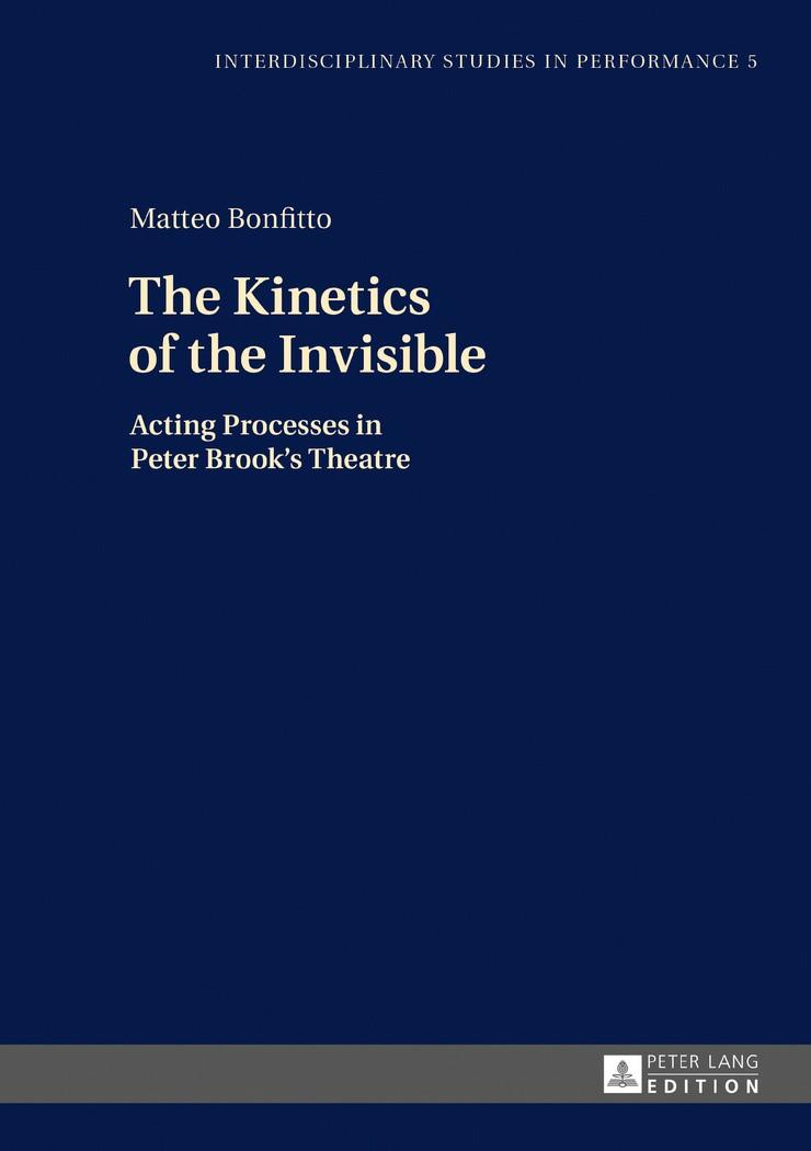 Abbildung von Bonfitto   The Kinetics of the Invisible   2016