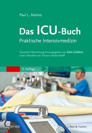 Das ICU-Buch | Marino / Geldner / Müller-Wolff | Buch (Cover)