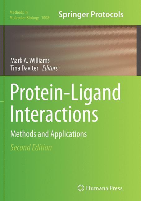 Abbildung von Williams / Daviter | Protein-Ligand Interactions | Softcover reprint of the original 2nd ed. 2013 | 2016