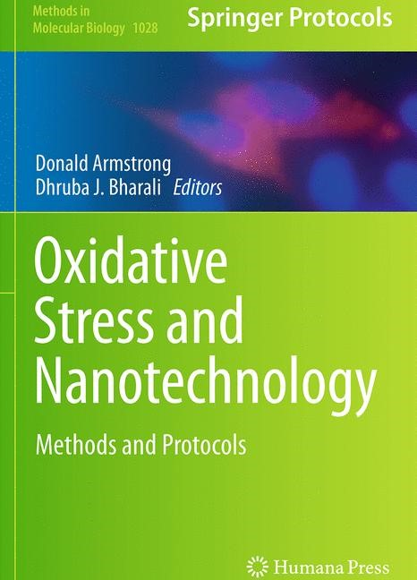 Abbildung von Armstrong / Bharali | Oxidative Stress and Nanotechnology | Softcover reprint of the original 1st ed. 2013 | 2016