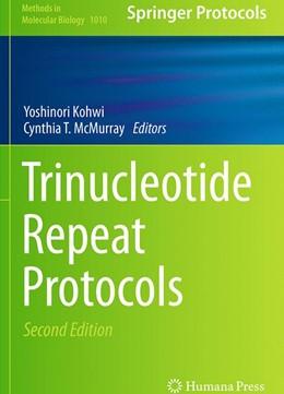 Abbildung von Kohwi / McMurray | Trinucleotide Repeat Protocols | Softcover reprint of the original 2nd ed. 2013 | 2016 | 1010