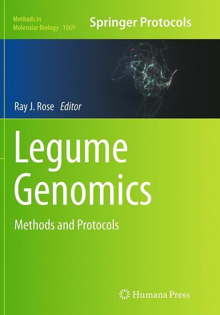 Abbildung von Rose | Legume Genomics | Softcover reprint of the original 1st ed. 2013 | 2016