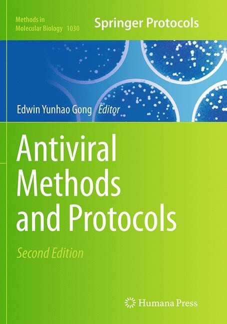 Abbildung von Gong | Antiviral Methods and Protocols | Softcover reprint of the original 2nd ed. 2013 | 2016
