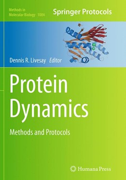 Abbildung von Livesay | Protein Dynamics | Softcover reprint of the original 1st ed. 2014 | 2016 | Methods and Protocols | 1084