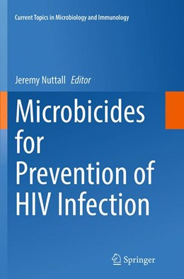 Abbildung von Nuttall | Microbicides for Prevention of HIV Infection | Softcover reprint of the original 1st ed. 2014 | 2016