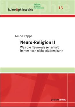 Abbildung von Rappe | Neuro-Religion II | 2016 | Was die Neuro-Wissenschaft imm... | 13