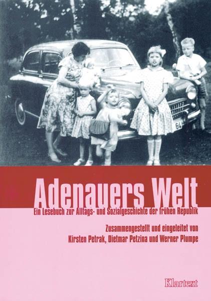 Adenauers Welt, 2005 | Buch (Cover)