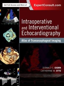 Abbildung von Oxorn / Otto | Intraoperative and Interventional Echocardiography | 2. Auflage | 2017 | beck-shop.de