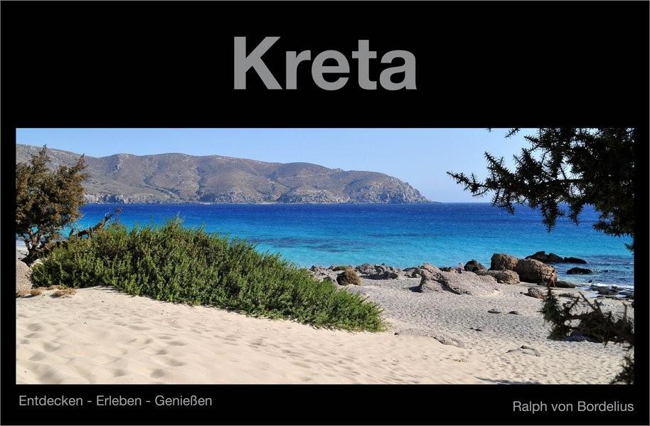 Kreta | Bordelius | 3., überarbeitete Auflage, 2016 | Buch (Cover)