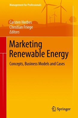 Abbildung von Herbes / Friege | Marketing Renewable Energy | 2017 | Concepts, Business Models and ...