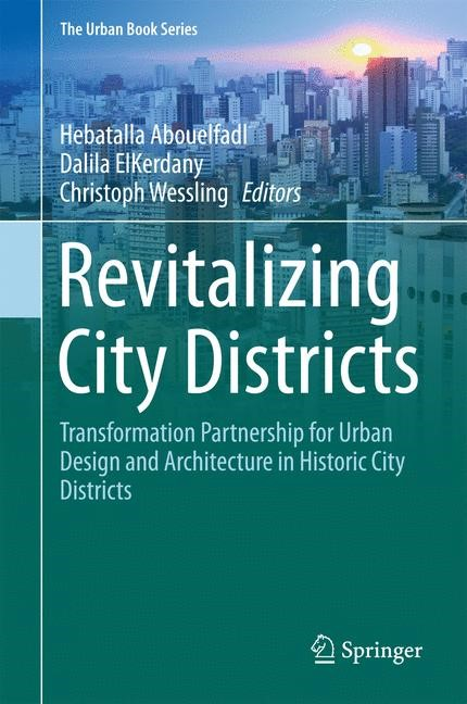 Revitalizing City Districts | Abouelfadl / ElKerdany / Wessling, 2017 | Buch (Cover)