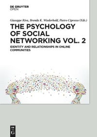 Abbildung von Riva / Wiederhold / Cipresso | The Psychology of Social Networking Vol.2 | 2016