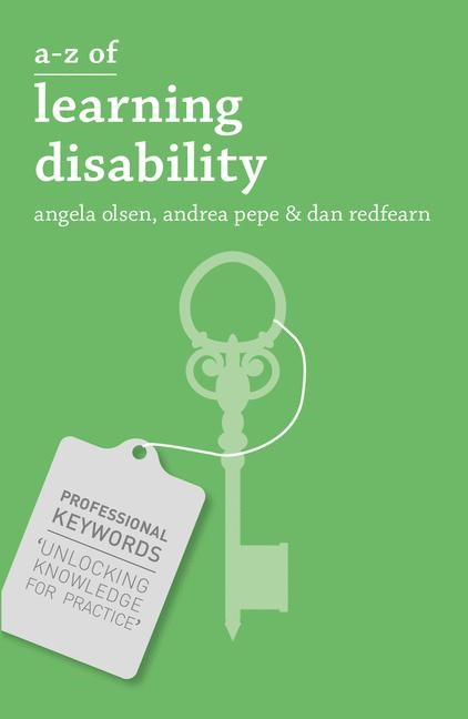 A-Z of Learning Disability | Olsen / Pepe / Redfearn | 1st ed. 2016, 2016 | Buch (Cover)