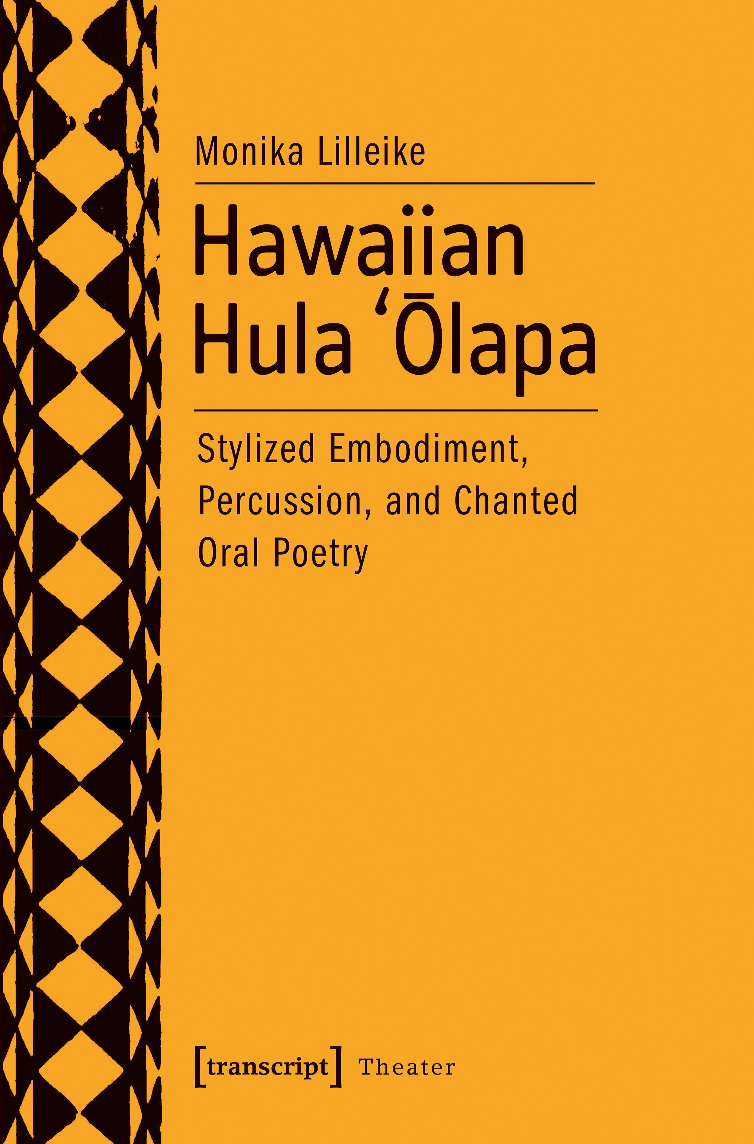 Hawaiian Hula `Olapa   Lilleike, 2016   Buch (Cover)