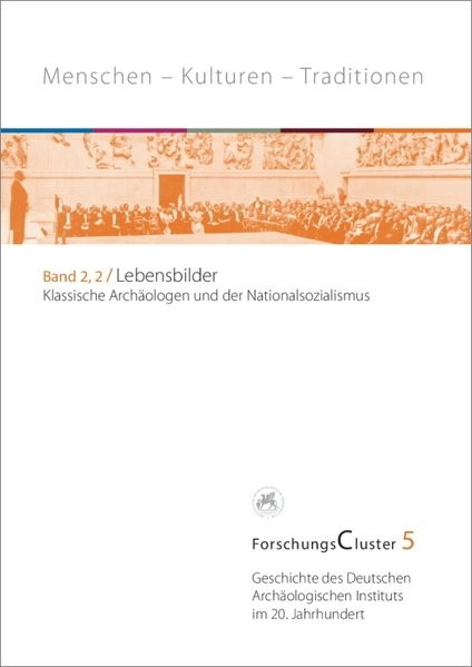 ForschungsCluster 5. Lebensbilder 2 | Brands / Maischberger, 2016 | Buch (Cover)