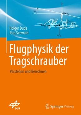 Abbildung von Duda / Seewald   Flugphysik der Tragschrauber   2017   Verstehen und Berechnen