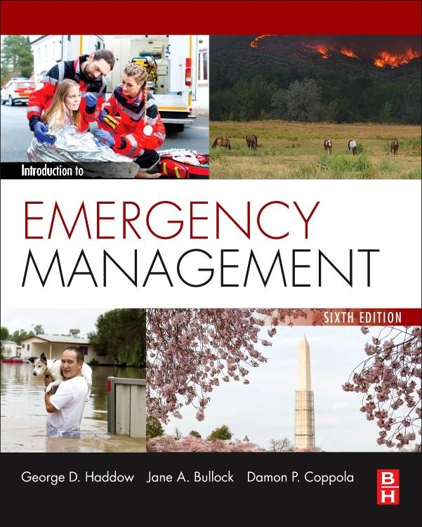 Abbildung von Haddow / Bullock / Coppola | Introduction to Emergency Management | 2017