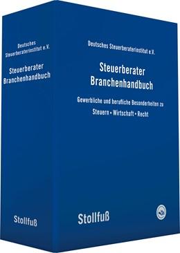 Abbildung von Deutsches Steuerberaterinstitut e.V.   Steuerberater Rechtshandbuch • Online   1. Auflage     beck-shop.de