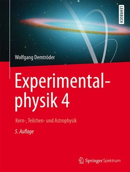 Abbildung von Demtröder | Experimentalphysik 4 | 5. Auflage | 2017 | beck-shop.de