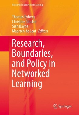 Abbildung von Ryberg / Sinclair | Research, Boundaries, and Policy in Networked Learning | 1. Auflage | 2016 | beck-shop.de