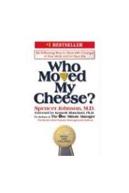 Abbildung von Johnson   Who Moved My Cheese?   1. Auflage   1997   beck-shop.de