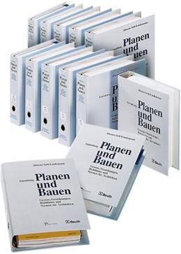 Abbildung von Ahrens / Arlt / Lindemann | Sammlung Planen und Bauen | Loseblattwerk mit Aktualisierungen | 2018 | Die wichtigsten Normen und Rec...