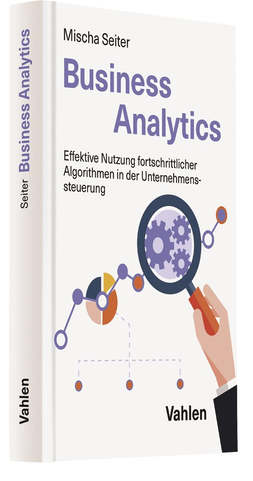 Business Analytics | Seiter, 2017 | Buch (Cover)