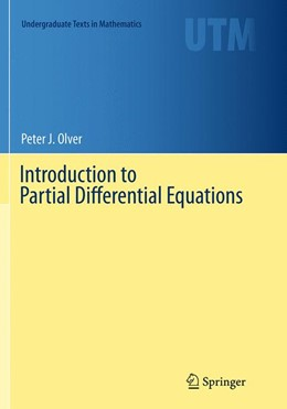Abbildung von Olver | Introduction to Partial Differential Equations | Softcover reprint of the original 1st ed. 2014 | 2016