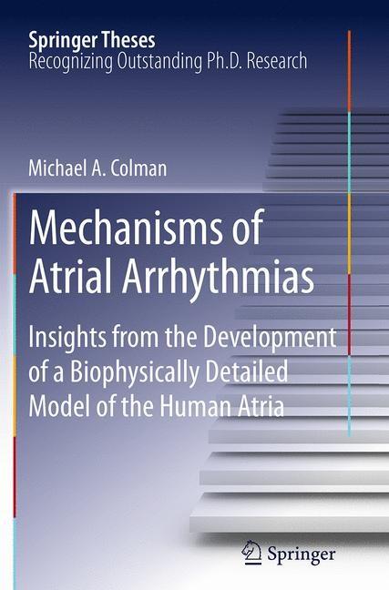 Abbildung von Colman | Mechanisms of Atrial Arrhythmias | Softcover reprint of the original 1st ed. 2014 | 2016