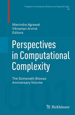 Abbildung von Agrawal / Arvind   Perspectives in Computational Complexity   Softcover reprint of the original 1st ed. 2014   2016