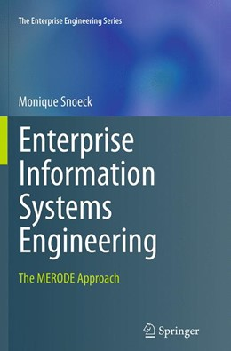 Abbildung von Snoeck | Enterprise Information Systems Engineering | Softcover reprint of the original 1st ed. 2014 | 2016