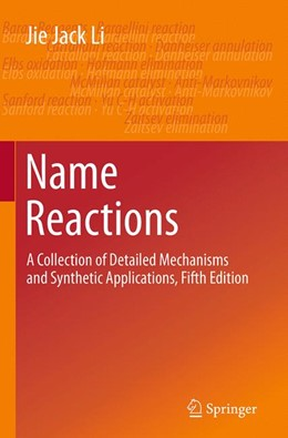 Abbildung von Li | Name Reactions | Softcover reprint of the original 5th ed. 2014 | 2016 | A Collection of Detailed Mecha...