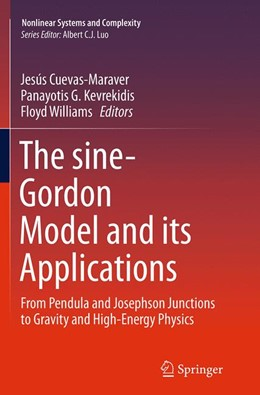 Abbildung von Cuevas-Maraver / Kevrekidis / Williams | The sine-Gordon Model and its Applications | Softcover reprint of the original 1st ed. 2014 | 2016 | From Pendula and Josephson Jun... | 10