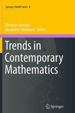 Abbildung von Ancona / Strickland   Trends in Contemporary Mathematics   Softcover reprint of the original 1st ed. 2014   2016   8