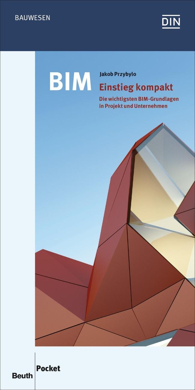 BIM - Einstieg kompakt | Przybylo | 2., überarbeitete und erweiterte Aufl., 2018 | Buch (Cover)
