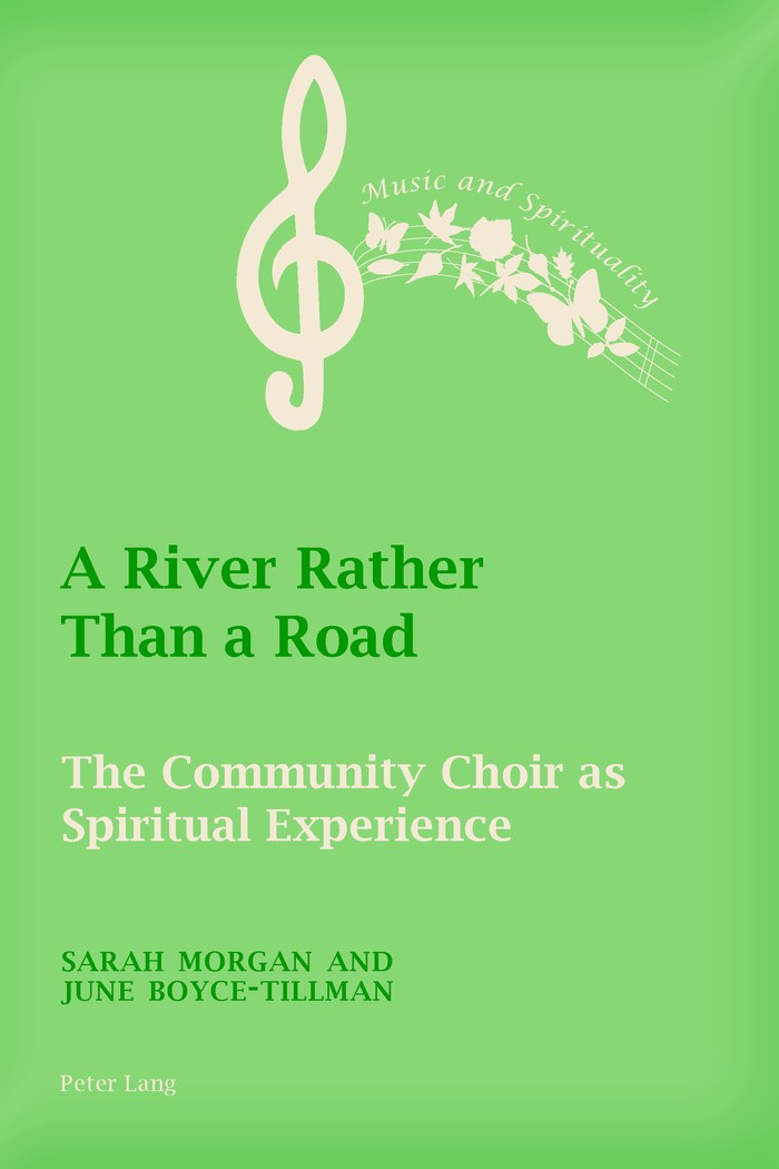 A River Rather Than a Road | Boyce-Tillman / Morgan, 2016 | Buch (Cover)
