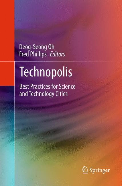 Technopolis | Oh / Phillips | Softcover reprint of the original 1st ed. 2014, 2016 | Buch (Cover)