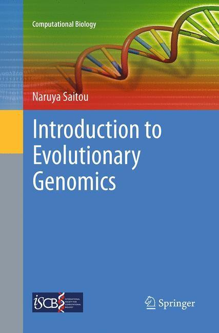 Abbildung von Saitou | Introduction to Evolutionary Genomics | Softcover reprint of the original 1st ed. 2013 | 2016