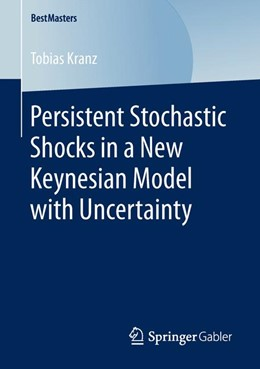 Abbildung von Kranz | Persistent Stochastic Shocks in a New Keynesian Model with Uncertainty | 2016
