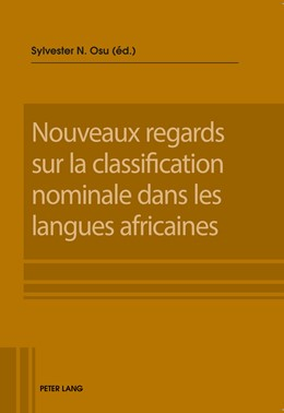 Abbildung von Osu   Nouveaux regards sur la classification nominale dans les langues africaines   1. Auflage   2016   beck-shop.de