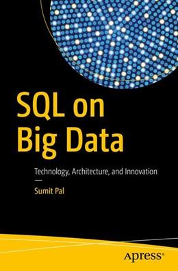 Abbildung von Pal | SQL on Big Data | 1. Auflage | 2017 | beck-shop.de