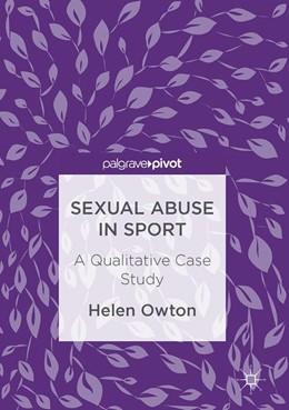 Abbildung von Owton | Sexual Abuse in Sport | 1. Auflage | 2016 | beck-shop.de
