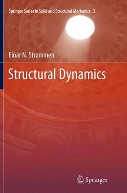 Abbildung von Strømmen | Structural Dynamics | Softcover reprint of the original 1st ed. 2014 | 2016 | 2