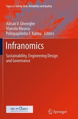 Abbildung von Gheorghe / Masera / Katina   Infranomics   Softcover reprint of the original 1st ed. 2014   2016   Sustainability, Engineering De...   24