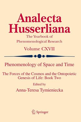 Abbildung von Tymieniecka | Phenomenology of Space and Time | Softcover reprint of the original 1st ed. 2014 | 2016