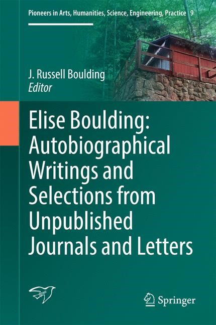 Elise Boulding: Autobiographical Writings and Selections from Unpublished Journals and Letters | Boulding | 1st ed. 2017, 2016 | Buch (Cover)